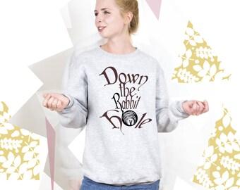 Alicia en el país de las maravillas ropa Disney sudadera Disney suéter Disney Jumper Disney suéter para los hombres las mujeres película sudadera con refranes 031