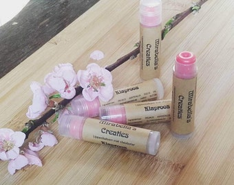 Poppy-lip balm with Shea butter