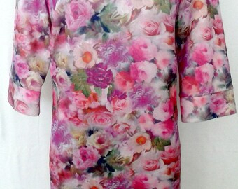 Floral Fantasy dress