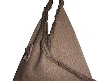 Winter FLOWER bag
