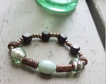 Green Beauty Bracelet