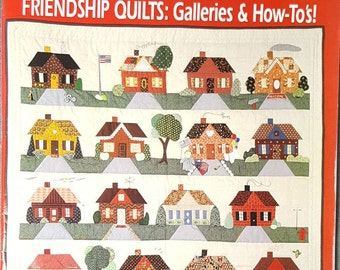 Quilting Today International Magazine 6/93 Full Size Patterns