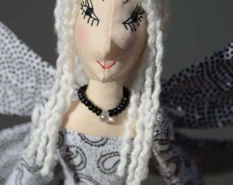 Fairy Art Doll Fairy OOAK, Anya