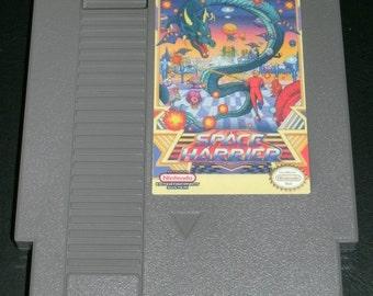Space Harrier NES Repro Nintendo Game