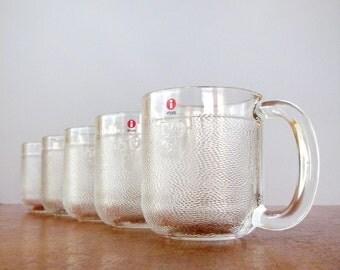 Single Vintage iittala / Nuutajarvi Krouvi Beer Mug - Oiva Tokkia
