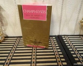 Champs Elysees Guerlain 50ml. EDT Vintage 1996