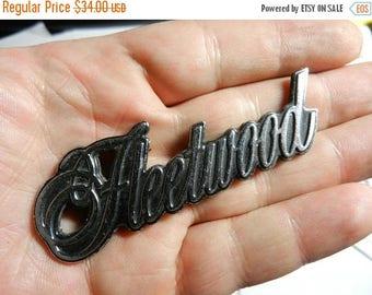 Summer Sale Vintage Cadillac Fleetwood Door Crest