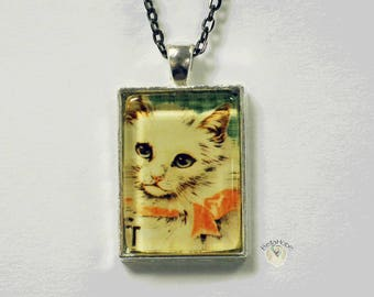 Pretty Kitty Necklace #521