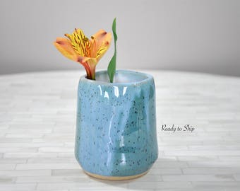 Pottery, Goblet, Pottery Tumbler, Whiskey, Tea, Wheel Thrown Pottery, Functional, Modern, Rustic, Ceramics, Stoneware, Cup, Vase, Bud Base