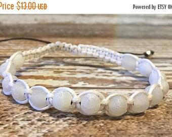 SALE Clear Quartz Healing Bracelet / Healing Crystal Bracelet / Chakra Bracelet / Healing Bracelet