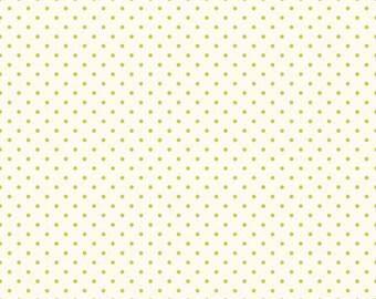 "10"" Stacker Tone on Tone Cream Swiss Dot by Riley Blake Designs- 42 Fabrics"