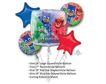 PJ Masks Balloons