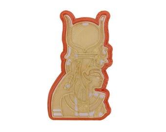 Cookie cutter: Hathor