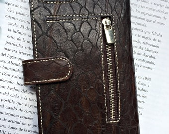 iphone 7/8 plus gentleman holster, leather case for man, men iphone case, iphone 7/8 Plus, iphone case, Mod. As
