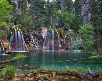 Hanging Lake, Glenwood Springs, Colorado. Fine-Art Photographic Print