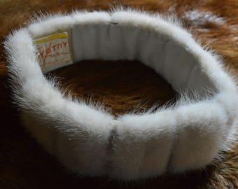 Vintage Mink Headband