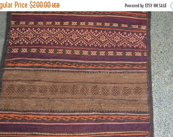 FUTHER SALE 40% DISCOUNT Vintage Tribal Aimak Runner