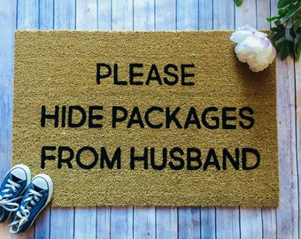 please hide packages from