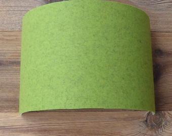 LAMPSHADE 51 green wool