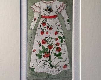 Strawberry Dress.