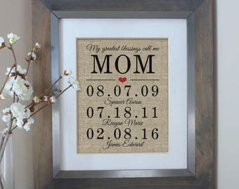 Birthday Gifts for Mom, Mother of the Bride Gift, Gift from Daughter, Mother Daughter Gift, Christmas Gift, Mom Birthday Gift, Gift for Her