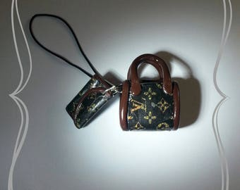 """""""Louis Vuitton wallet and bag"""" phone accessory"""