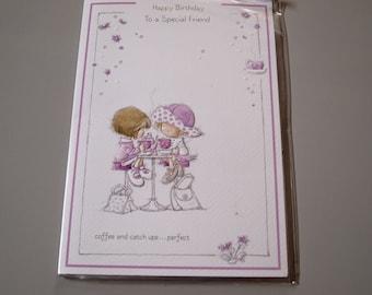 Happy BirthdayTo a Special Friend Card