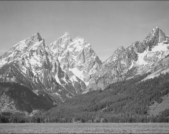 Poster, Many Sizes Available; Ansel Adams - 79-Aa-G11