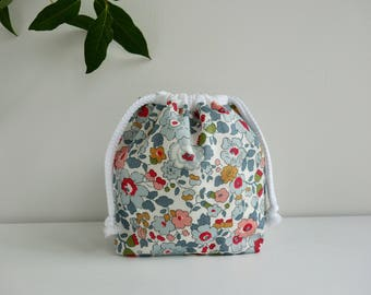 Small bag purse, pouch Betsy porcelain liberty