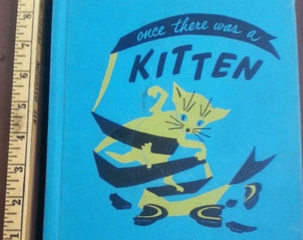 1951 children's book: Once There Was a Kitten