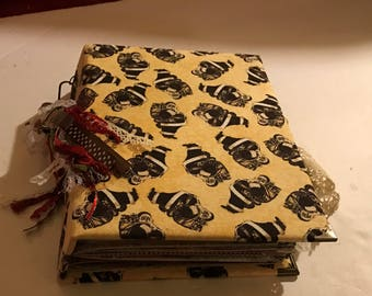 Christmas Junk Journal/December Daily  PRICE REDUCED!