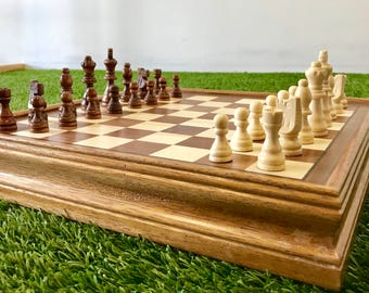 Jenjo Chess & Checkers