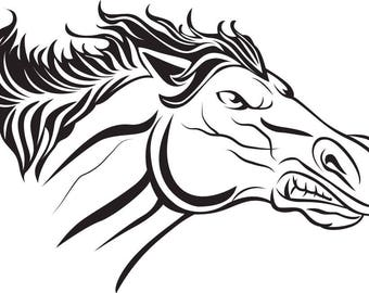 BRONCO STRONG SVG
