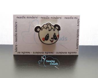 Panda Head Needleminder