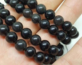 Black Obsidian Grounding Bracelet