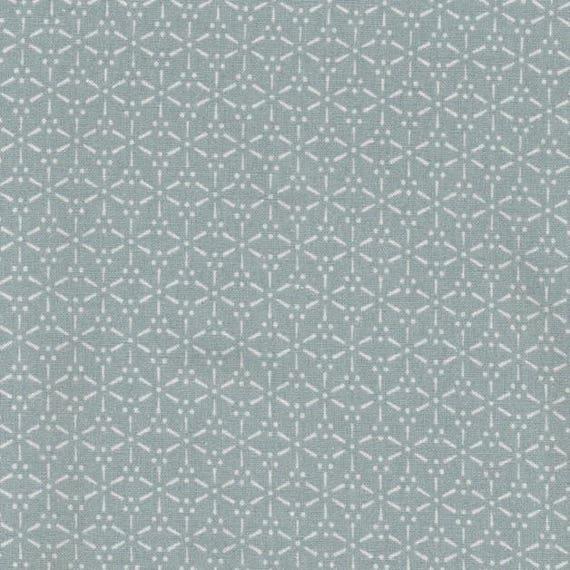 Au maison oilcloth sakura verte mint grey for Au maison oilcloth