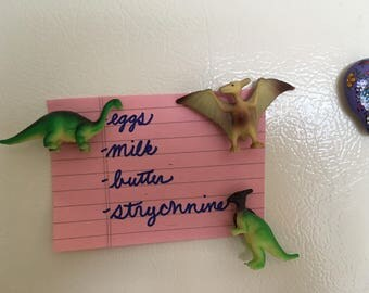 Dinosaur Magnets, Collection 2