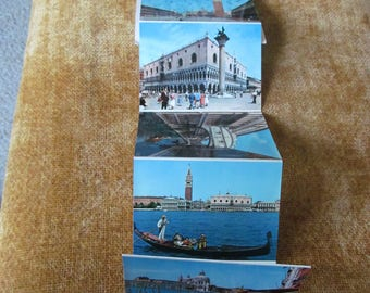 VENEZIA POST CARDS Fotocolor Da Kodak Lot of 20 ~ 2 x 3