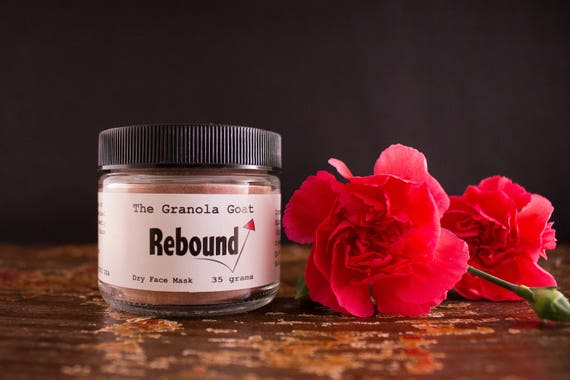 Rebound Dry Face Mask