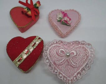1:6 Scale Barbie, Fashion Royalty Dollhouse Diorama Valentine Accessorie, Candy Box