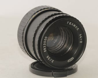 HELIOS 44-2 MMZ 2/58mm Lens M42 Canon Sony NEX Nikon etc. #8833000