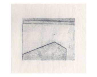 2.5 / Original Monoprint on Japanese Paper