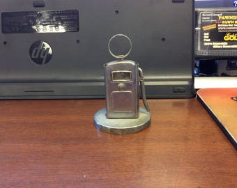 """Vintage """"Gasoline Pump"""" Cigarette Lighter"""