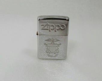 Vintage Eagle Design Zippo Lighter