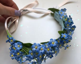 Forget-Me-Not Halo ~ child