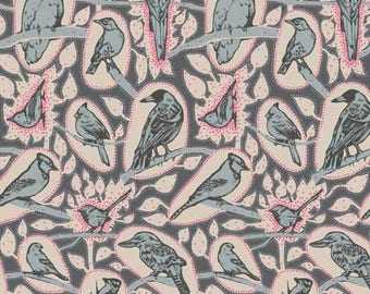Sweet Dreams- Cacophony- Charcoal- Anna Maria Horner- Free Spirit/Westminster Fabrics