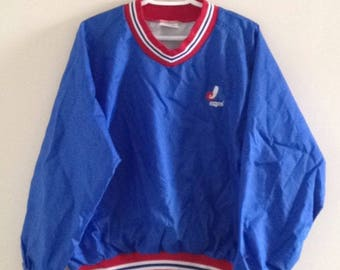Montreal Expos Vintage Pullover