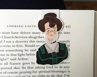 Lucy Maud Montgomery Bookmark
