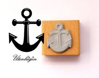 Stamp anchor