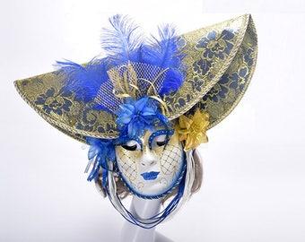 Venice Masquerade party mask #MA17010